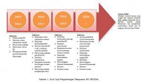 Roadmap Pengembangan Manajemen RG